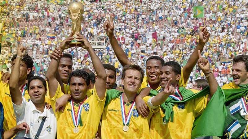 ครั้งที่ 15 ปี ค.ศ.1994 ประเทศบราซิล