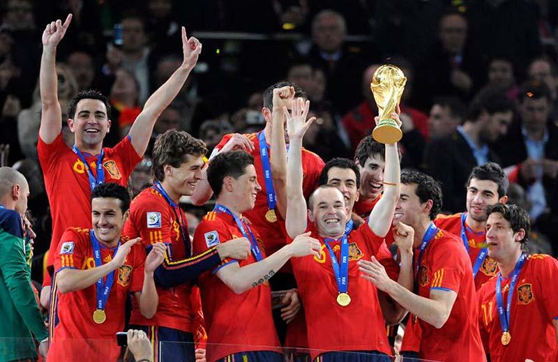 ครั้งที่ 19 ปี ค.ศ.2010 ประเทศสเปน