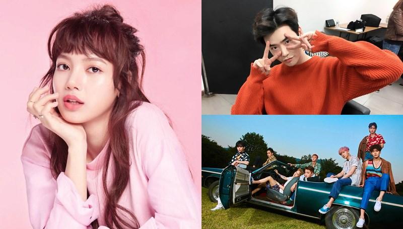 คอนเสิร์ตเกาหลี ติ่งเกาหลี ปี 2018 ศิลปินเกาหลี เกาหลี แฟนมีตติ้ง ไอดอลเกาหลี