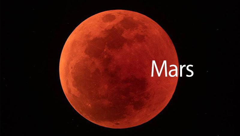 ดาราศาสตร์ ดาวอังคาร ดาวอังคารโคจรใกล้โลก ปี 2018