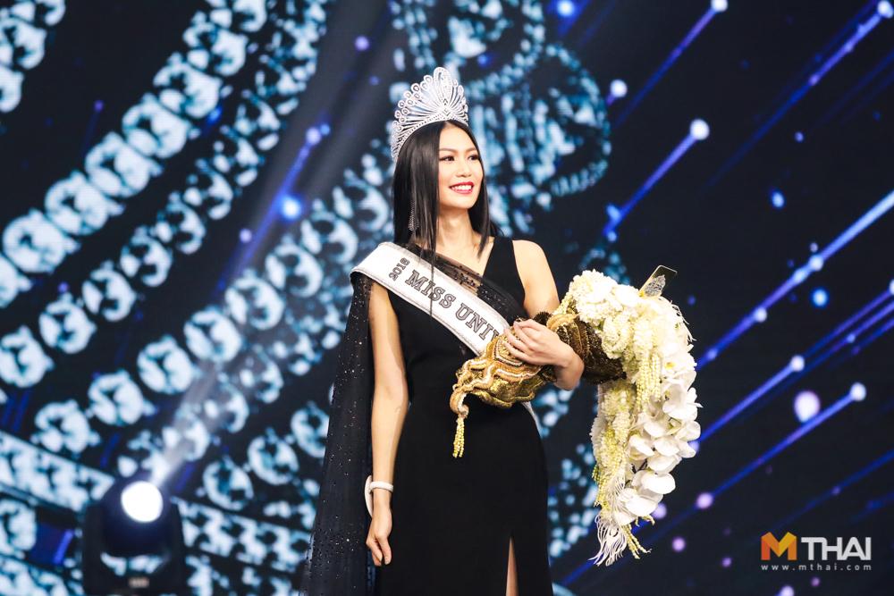 นิ้ง โศภิดามิสยูนิเวิร์สไทยแลนด์ 2018