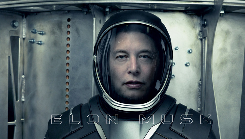 Elon Musk คนดัง คนเก่ง ถ้ำหลวง