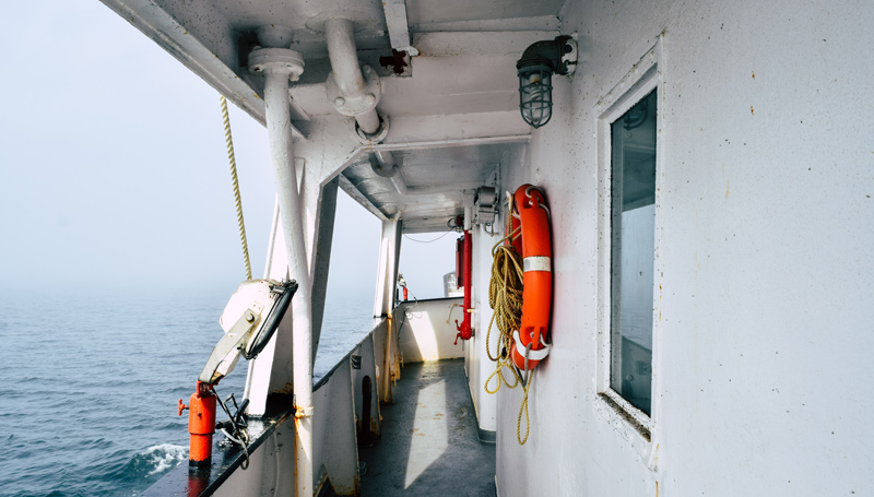 ความปลอดภัย เรือ