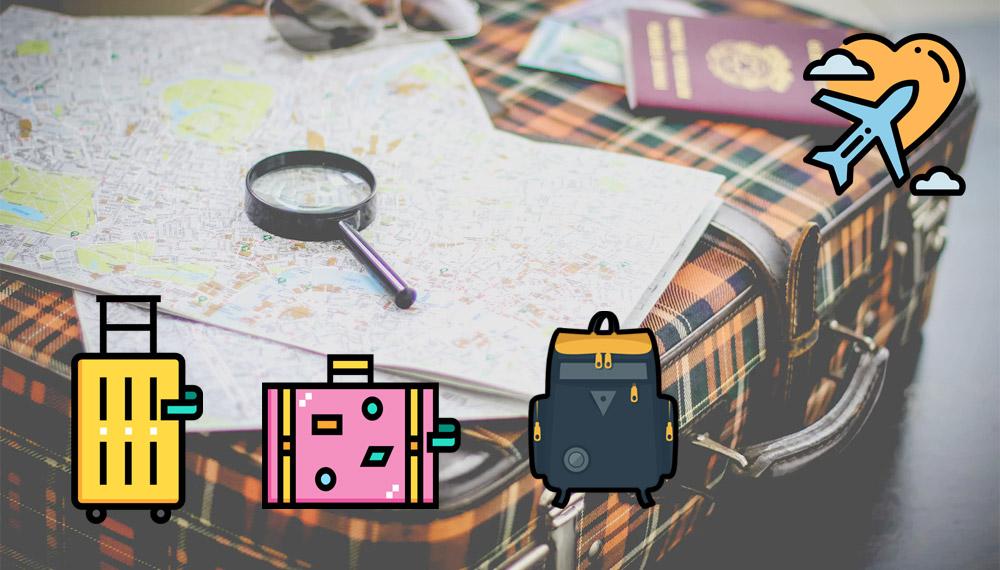 กระเป๋า การเดินทาง คำศัพท์ ภาษาอังกฤษ เรียนภาษาอังกฤษ