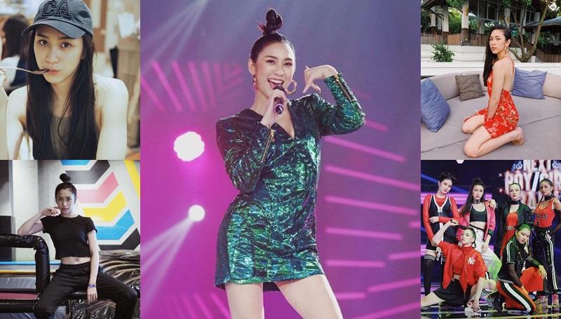The Next Boy Girl Band Thailand นักร้อง ประวัติดาราวัยรุ่น พลอย รัญดภา