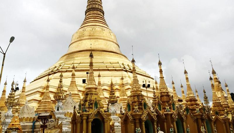คาถาบูชาดวง พม่า พระธาตุ วัด