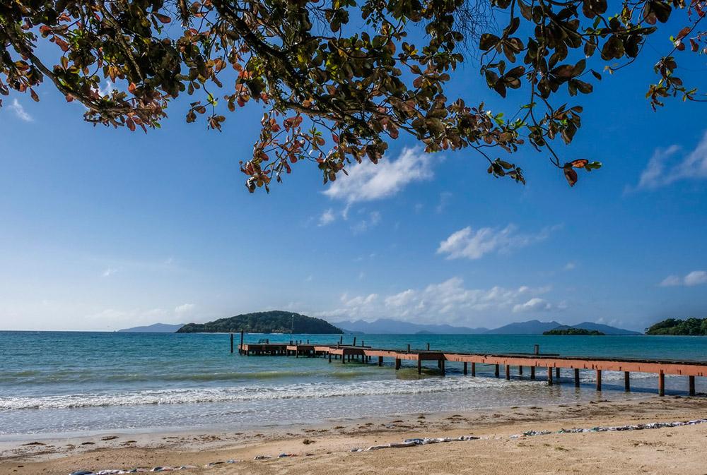 คาร์บอน ท่องเที่ยว ทะเลไทย สิ่งแวดล้อม เกาะหมาก