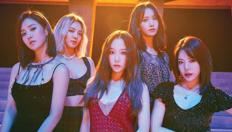 GirlsGeneration GirlsGeneration_Oh_GG snsd ซันนี่ ยุนอา ยูริ ฮโยยอน แทยอน
