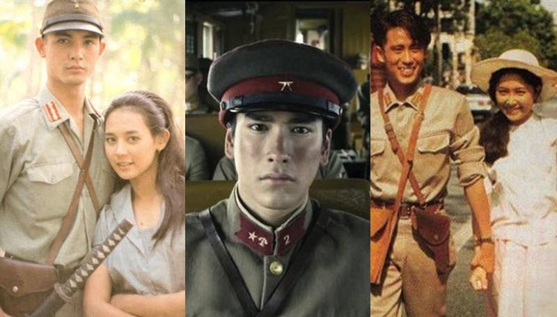 คู่กรรม ณเดชน์ คุกิมิยะ นักแสดงชาย พ่อดอกมะลิ ภาพยนตร์ดัง ละครไทยในอดีต โกโบริ โอ วรุต วรธรรม