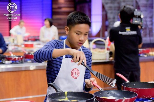 มาร์ค MasterChef Junior Thailand