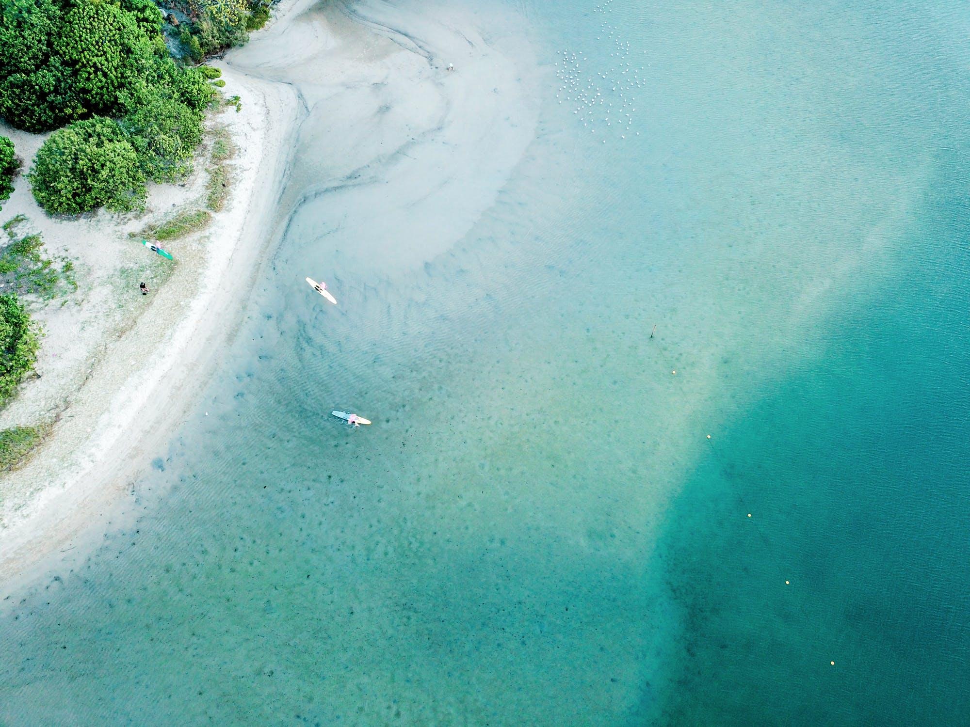 ไปทะเลแล้วทำไมถึงรู้สึกดี