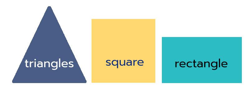 triangle สามเหลี่ยม