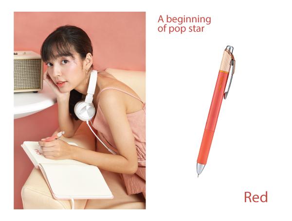 Energel ปากกาสีสันน่ารัก คอลเลคชั่นใหม่ จากPentel