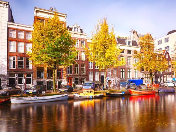อัมสเตอร์ดัม ประเทศเนเธอร์แลนด์