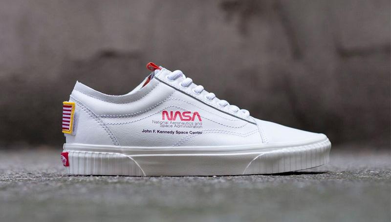 vans Vans x NASA รองเท้า รองเท้า VANS รองเท้าผ้าใบ