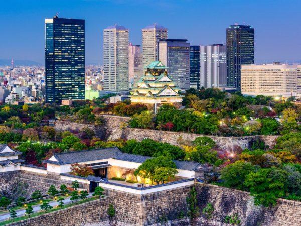 โอซาก้า ประเทศญี่ปุ่น