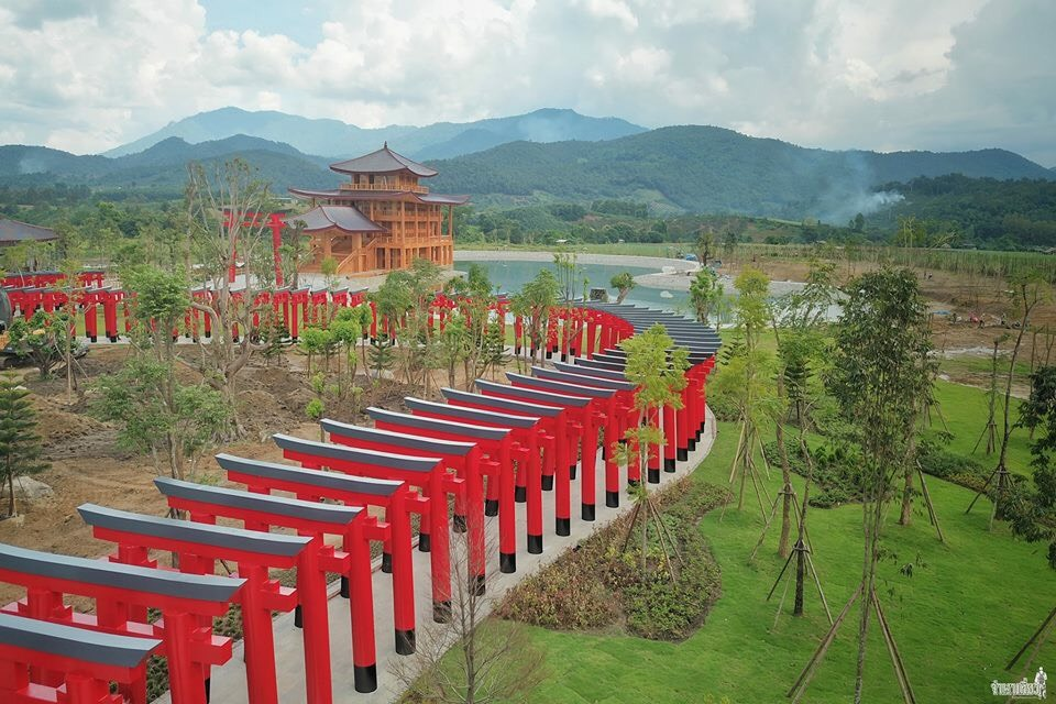 Hinoki Land อาณาจักรไม้สนฮิโนกิแห่งแรกและแห่งเดียวในประเทศไทย