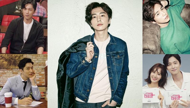 Jang Geum Oh My Grandma Shin Dong-Wook ซีรีส์เกาหลี ประวัติดาราเกาหลี เกาหลี