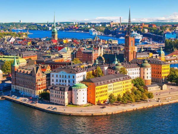 สตอกโฮล์ม ประเทศสวีเดน