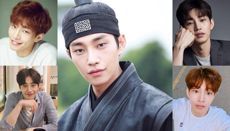 100 Days My Prince คิมแจยอง นักแสดงเกาหลี นายแบบเกาหลี