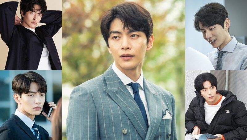 Lee Min Ki The Beauty Inside ซีรีส์เกาหลี นักแสดงเกาหลี อีมินกี