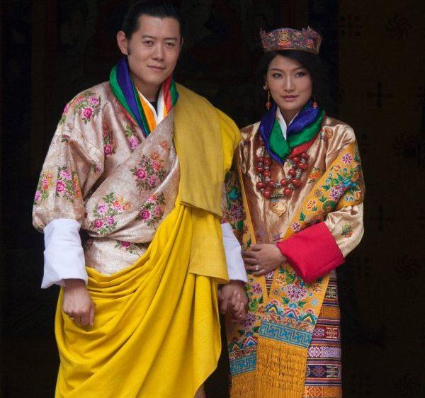 สมเด็จพระราชินีเจตซุน เพมา วังชุก