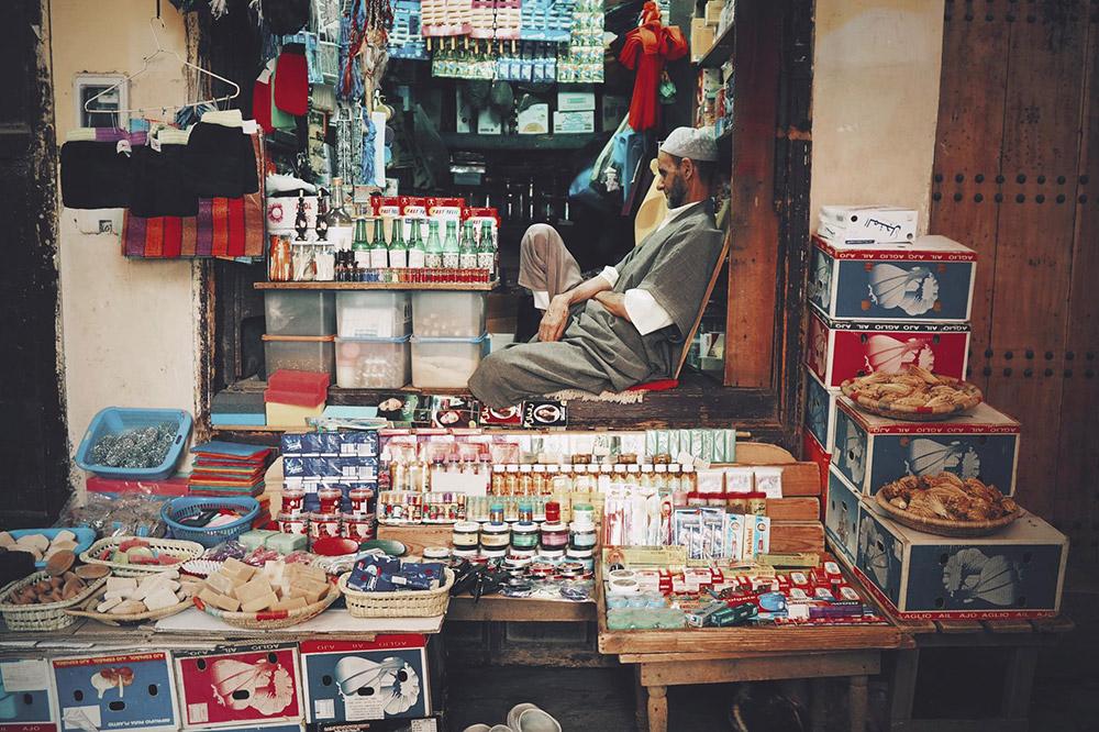 """ภาพถ่ายชุด """"ชุมชนโมร็อคโค"""" ของ พี่หาว-ต่อวงศ์ ซาลวาลา"""
