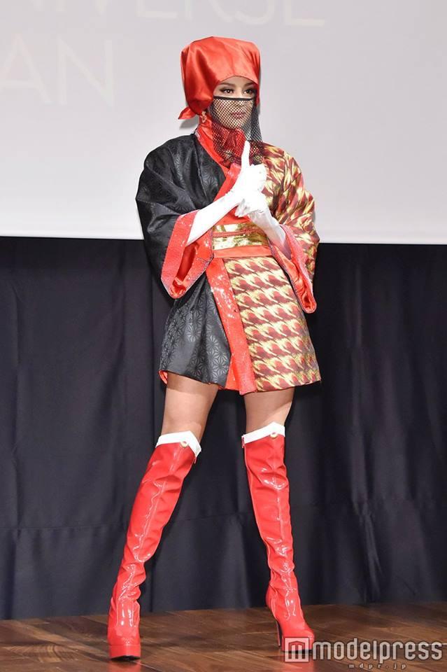 ชุดประจำชาติญี่ปุ่น
