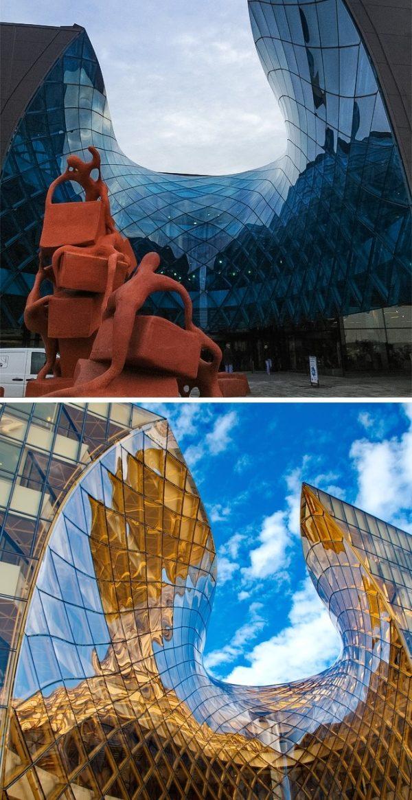 Emporia shopping mall มัลโมประเทศสวีเดน