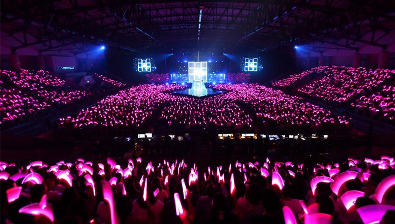 Girls' Generation snsd TAEYEON คอนเสิร์ตเกาหลี แทยอน