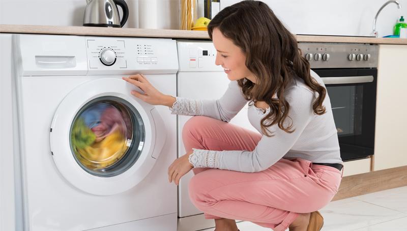 การซักผ้า ซักผ้าหอม