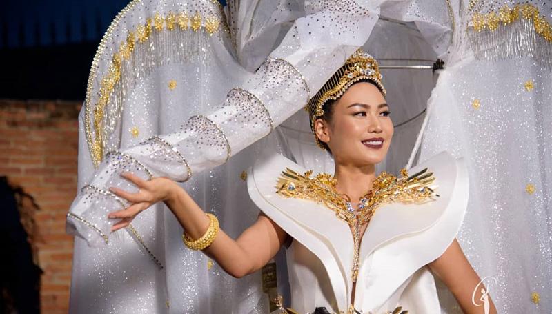 Miss Universe Miss Universe 2018 Miss Universe Thailand Miss Universe Thailand 2018 นิ้ง โศภิดา