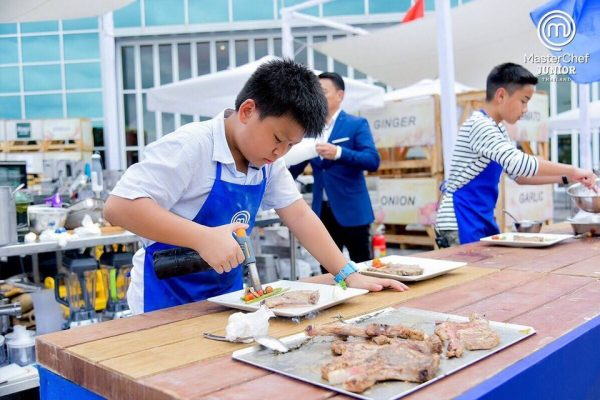เชฟ MasterChef Junior Thailand