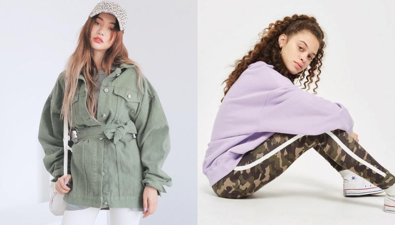 Fashion Update issue66 กระแสมาแรง สีเขียวทหาร แฟชั่นสีเขียว