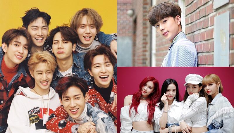 คอนเสิร์ต 2018 คอนเสิร์ต 2019 คอนเสิร์ตเกาหลี ศิลปินK-POP ศิลปินเกาหลี แฟนมีตติ้ง ไอดอลเกาหลี