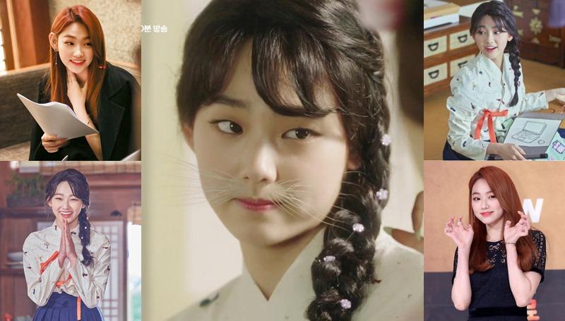 GUGUDAN Tale of Gyeryong Fairy คังมินะ ซีรีส์เกาหลี เกาหลี