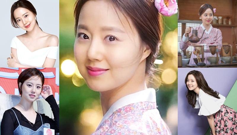 Mama Fairy and the Woodcutter Moon Chae Won ซีรีส์เกาหลี นางเอกเกาหลี ประวัติดาราเกาหลี มุนแชวอน