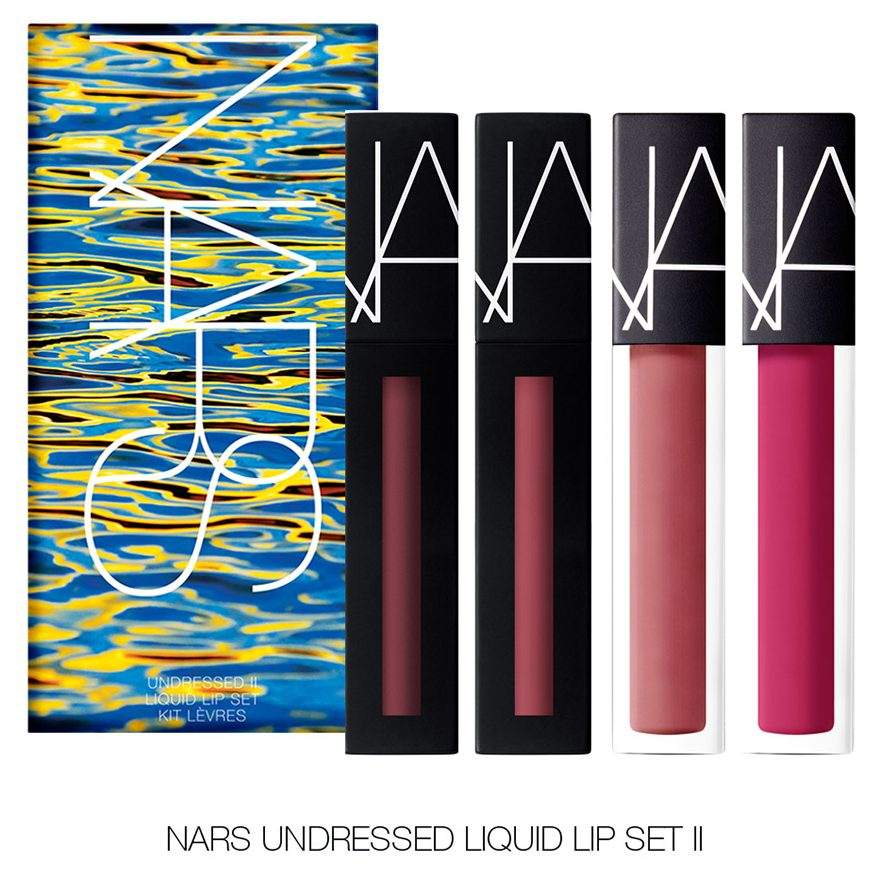 UNDRESSED LIQUID LIP SET II