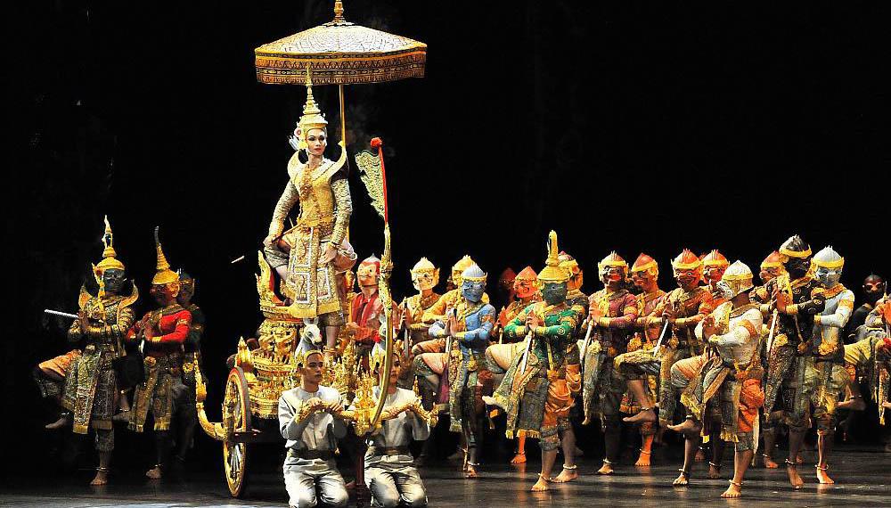 UNESCO วัฒนธรรม ศิลปะ โขน