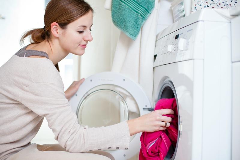 วิธีการซักผ้า