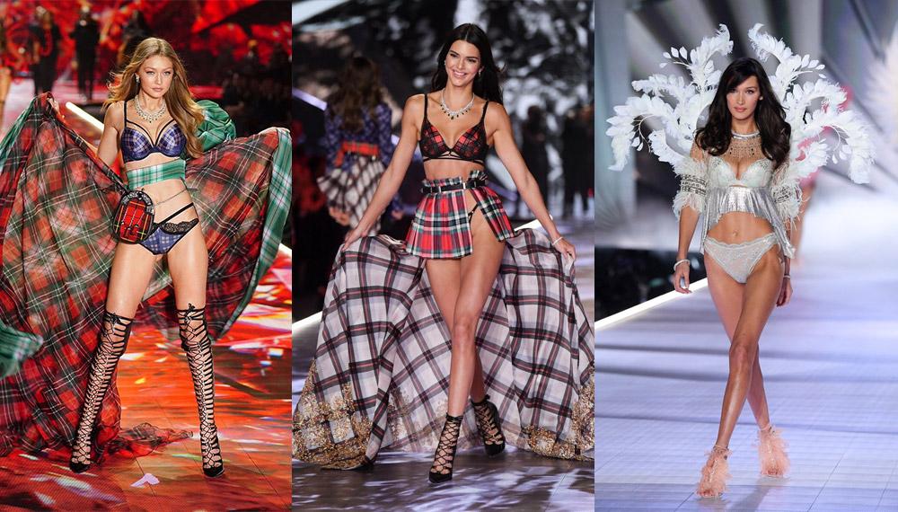 Gigi Hadid, Kendall Jenner andBella Hadid