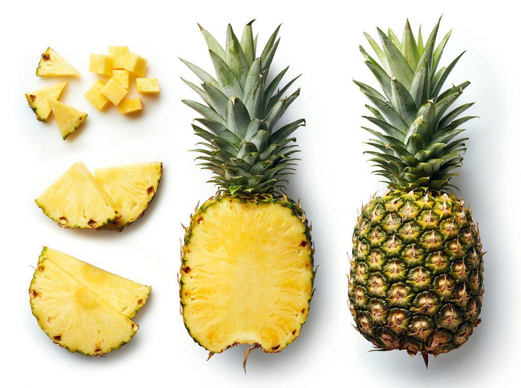 คำศัพท์ ผลไม้ในภาษาจีน 菠萝bōluó( โปหลัว )สับปะรด