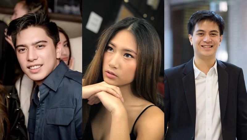 นักการเมือง ลูกหลานนักการเมืองไทย