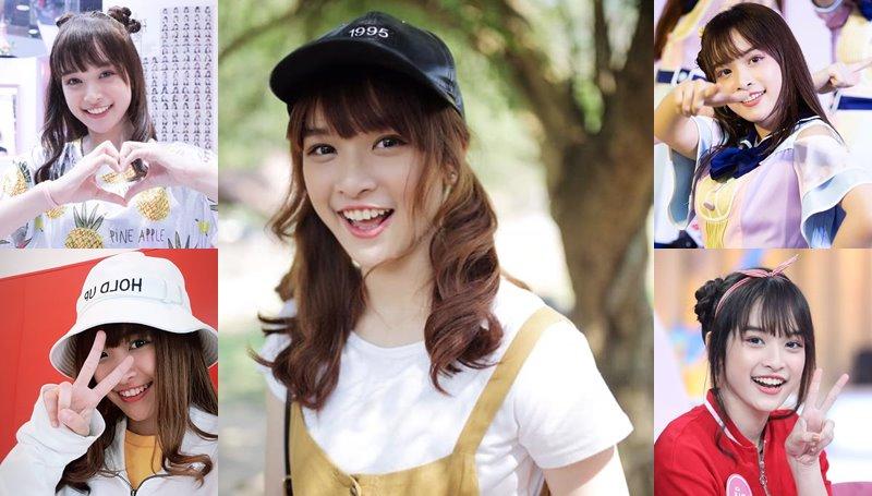 9X9 BNK48 Great Men Academy นิว BNK48 นิว ชัญญาภัค