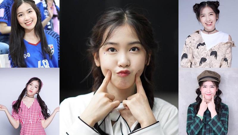 ทำความรู้จัก แบมบู BNK48 สาวแก้มป่องสุดคิวท์ จอมทะเล้น