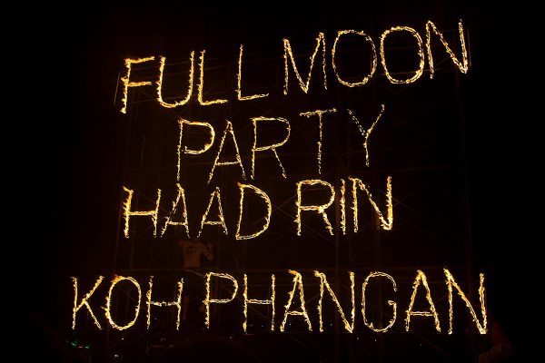 FULL MOON PARTY เกาะพะงัน