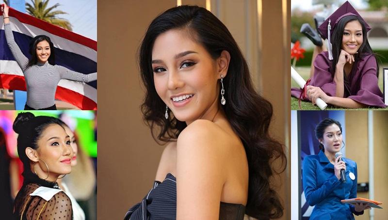 Miss World 2018 นางงาม นิโคลีน พิชาภา