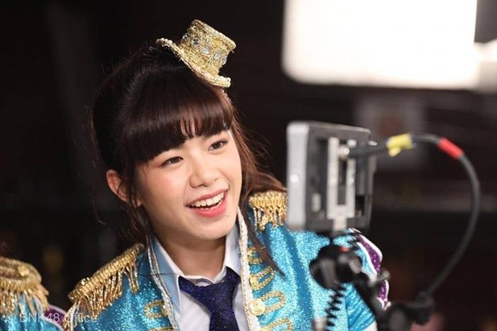 ทำความรู้จัก วี BNK48 รุ่นที่ 2 สาวน้อยมากความสามารถ หน้าหวาน แต่มีบุคลิกลุยๆ