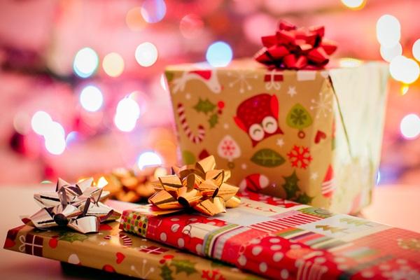 ของขวัญวันคริสต์มาส
