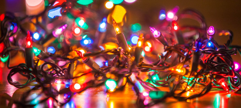 Christmas Lights - ไฟคริสต์มาส